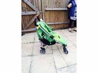 Baby cosetto stroller