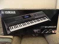 YAMAHA PSR-E453 NEW BOXED