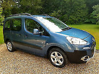2013 Peugeot Partner 1.6HDi ( 92bhp ) Tepee Outdoor Very low mileage!!