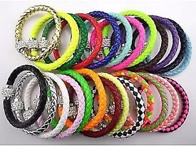 New magnetic bracelets only £2 each