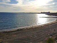 Apartment in Spain with sea views and pool 100m from the sea