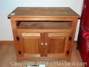 Pine Cabinet C