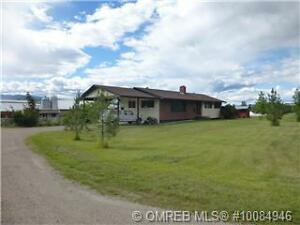 82 Acres Farm with Well-maintained 5 Bdrm Home