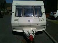 Ace Pioneer 4 berth touring caravan