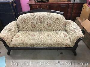 Antique Sofa A
