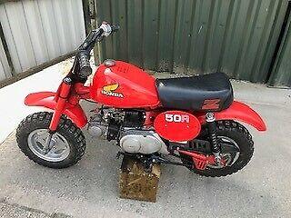Honda Z50R Monkey Bike