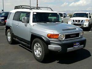 Wanted: 2008-2014 Toyota FJ Cruiser