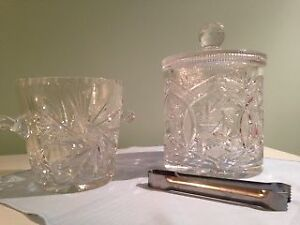 Crystal Ice Buckets Heavyweight For Both