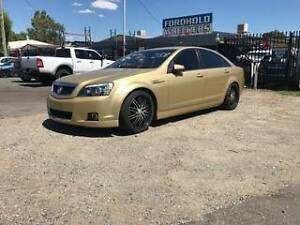 HOLDEN WM CAPRICE L98 AUTO WRECKING ONLY Maddington Gosnells Area Preview