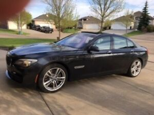 2011 BMW 7-Series 750i xDrive Sedan M Sport