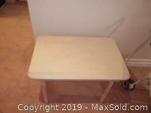 Childs Table C