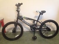 "Boys 20"" bike, BMX Freestyle Atra, hardly used in good condition."