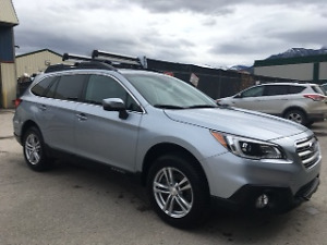 2016 Subaru Outback LTD w/TECH 2.5L