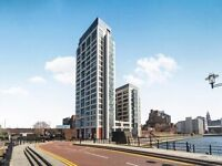 Double room in exclusive river side tower with amazing views to rent