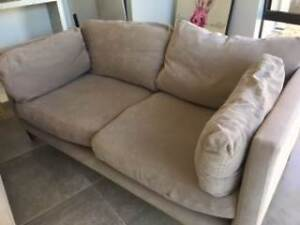3 & 2 seater sofas for sale Shenton Park Nedlands Area Preview
