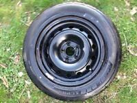 Van wheel and tyre ( fiat scudo or peugeot expert )
