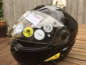 New Nolan N104 Flip Helmet - Nolan Size Large (Small/Med Fitting) Camberwell Boroondara Area Preview