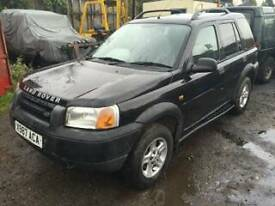 Land rover freelander 1 rear passenger door