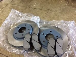 Automotive Services: Car Brake pads installed for $95-Up!
