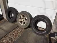 Land Rover Discovery Wheel & Tyres