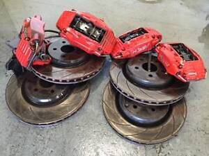 HOLDEN COMMODORE VE HSV BRAKES FRONT AND REARS Maddington Gosnells Area Preview