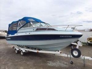 20' Cadorette Boat and Motor