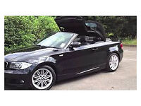 bmw e82 cabriolet black electrical roof for sale or fitted call parts