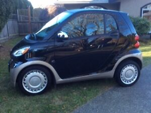 2008 Smart Fortwo Chrome package Coupe (2 door)