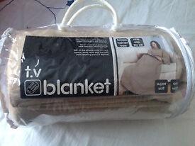 tv blanket, bnip