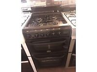 50CM BROWN CANNON GAS COOKER