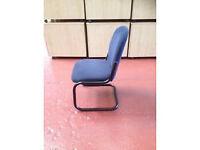 Blue Canter Leaver Seats - Metal Frame