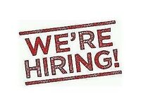 SALES STAFF/SALES MANAGERS NEEDED.