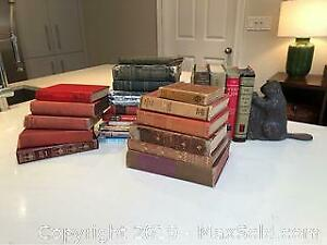 Books, Antique, Vintage Etc.