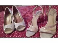 Wedding shoes size 7 and other items