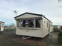 Great Value starter holiday home on Berwickshire coastal park