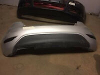 2009 Ford Fiesta Rear Bumper For Sale