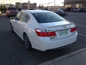 2014 Honda Accord Sport Sedan Regina Regina Area image 5