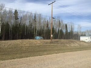 Candle Lake Commercial Lot