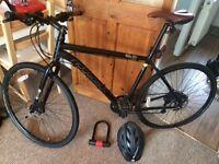 Ridgeback X3 Dual Track Bike