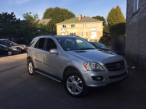 2008 Mercedes-Benz M-Class SUV, Crossover - ML320 CDI