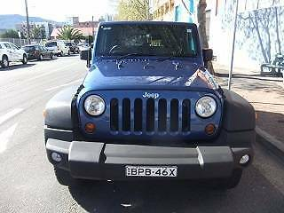 2009 Jeep Wrangler  Hardtop and Softtop, super good c Gwynneville Wollongong Area Preview