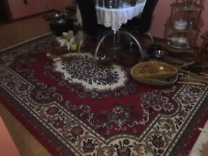 Beautiful Area Rugs - Great Condition