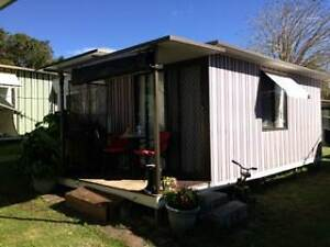 1976 Franklin ON SITE Caravan in Kiama w/ Annex Kiama Kiama Area Preview