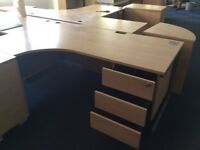 Right hand Corner Desk