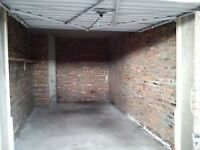 Cumbernauld - secure lock up garage for let...