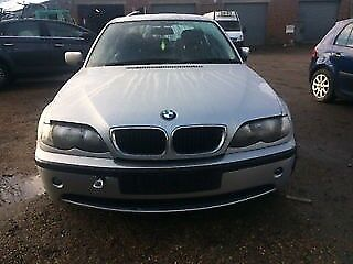 bmw e46 3 series breaking for spars and repairs call parts se