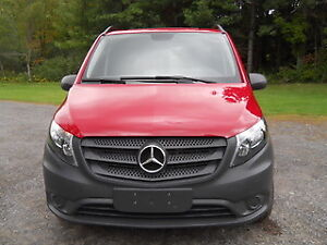2017 MERCEDES BENZ METRIS VAN REPRISE LOCATION/LEASE TAKE OVER
