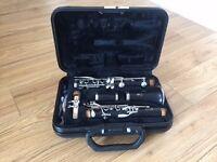 Clarinet Yamaha 250 Bb flat