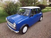 Austin Mini Mayfair 1985 £4250 ONO 1275 Engine 12 months MOT