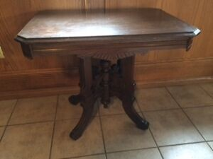 Antique Pine Parlour Table